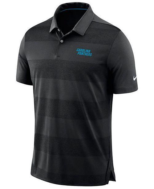 Nike Men's Carolina Panthers Early Season Polo