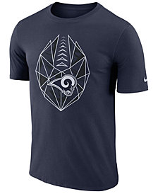 Nike Men's Los Angeles Rams Icon T-Shirt