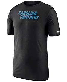 Nike Men's Carolina Panthers Player Top T-Shirt 2018