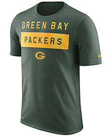 Nike Men's Green Bay Packers Legend Lift T-Shirt