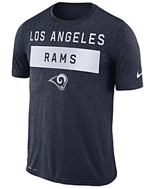 Nike Men's Los Angeles Rams Legend Lift T-Shirt