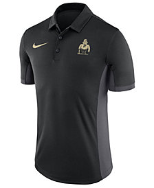 Nike Men's Purdue Boilermakers Vault Logo Evergreen Polo