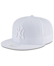 New York Yankees White Out 59FIFTY FITTED Cap