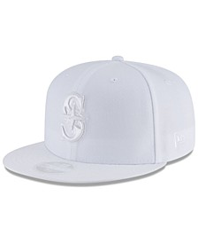 Seattle Mariners White Out 59FIFTY FITTED Cap