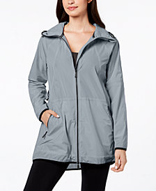 Calvin Klein Performance Packable Hooded Jacket