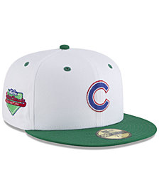 New Era Chicago Cubs Retro Diamond 59FIFTY FITTED Cap