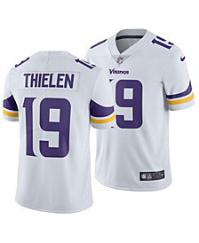 Nike Men's Adam Thielen Minnesota Vikings Vapor Untouchable Limited Jersey