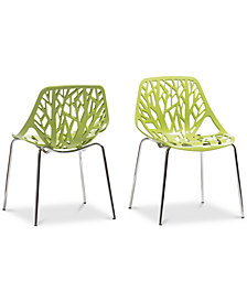 Aniello Dining Chair (Set of 2), Quick Ship