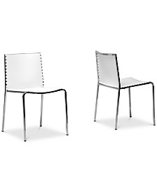Losif Dining Chair (Set of 2), Quick Ship