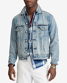 Polo Ralph Lauren Men's Denim Trucker Jacket