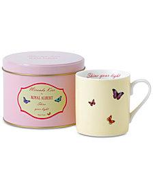 Miranda Kerr for Royal Albert Shine Your Light Yellow  Mug