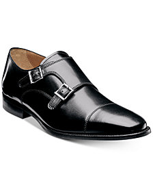 Florsheim Men's Sabato Monk Strap Loafers