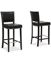 Tremendous Bar Stools Counter Stools Macys Macys Bralicious Painted Fabric Chair Ideas Braliciousco