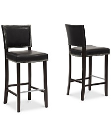 Ona Bar Stool (Set Of 2), Quick Ship