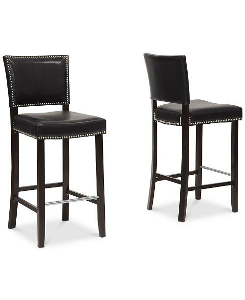 Furniture Ona Bar Stool (Set Of 2)
