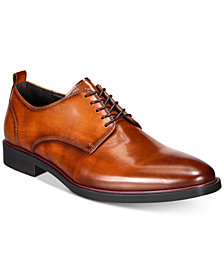 AlfaTech by Alfani Men's Bradley Plain-Toe Oxford, Created for Macy's