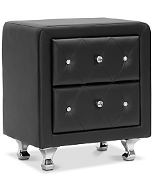 Arabella Nightstand, Quick Ship