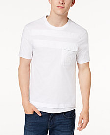 A|X Armani Exchange Men's Pocket T-Shirt