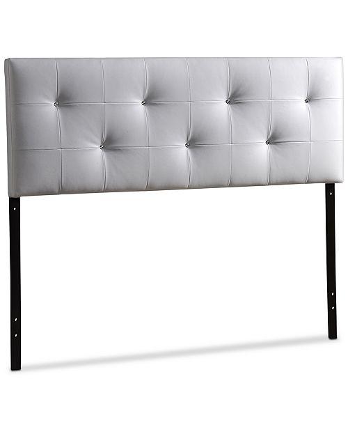 Furniture Priam Queen Headboard, Quick Ship