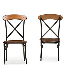 Shilo Dining Chair (Set of 2), Quick Ship
