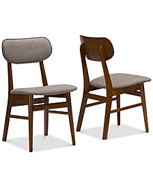 Anders Dining Chair (Set of 2), Quick Ship