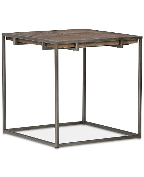 Simpli Home CLOSEOUT! Avery End Table