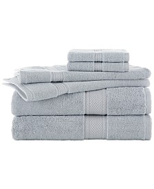 CLOSEOUT! Grand Patrician Ringspun Cotton 6-Pc. Towel Set