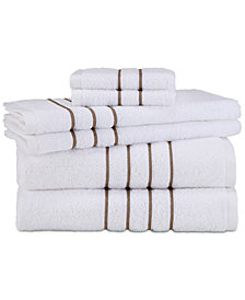 Grand Patrician Hotel Suite Cotton 6-Pc. Towel Set