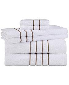 Grand Patrician Hotel Suite Cotton 6-Pc. Towel Set