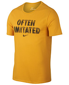 Nike Men's Dry Graphic Basketball T-Shirt