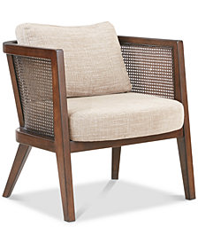 Sonia Accent Chair, Quick Ship