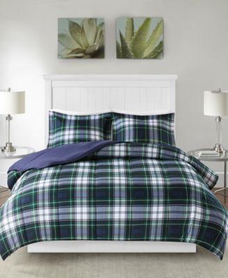 Parkston Reversible 2-Pc. Twin/Twin XL Comforter Set