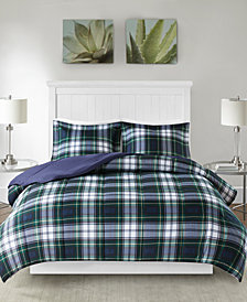 Madison Park Essentials Parkston Reversible 2-Pc. Twin/Twin XL Comforter Set