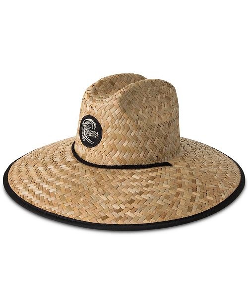 f5178375 O'Neill Men's Sonoma Straw Hat & Reviews - Hats, Gloves & Scarves ...