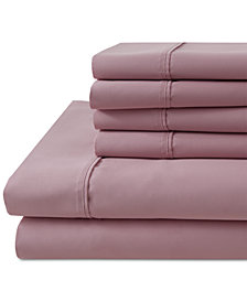1000 Thread Count 6-Pc. California King Sheet Set