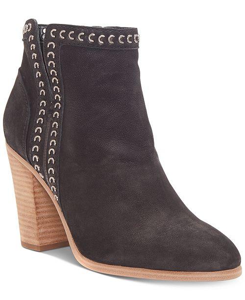 12d417d275e Vince Camuto Finchie Booties   Reviews - Boots - Shoes - Macy s