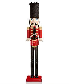 Holiday Lane Drummer Nutcracker, Created for Macy's