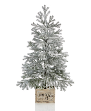 Holiday Lane Tree with...