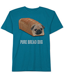 Jem Big Boys Pure Bread Graphic-Print Cotton T-Shirt