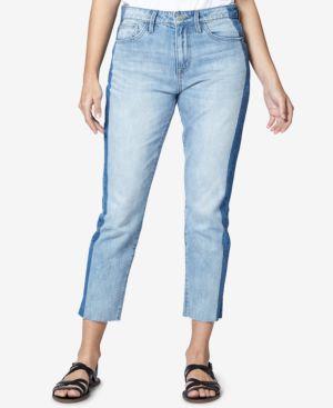 Sanctuary Charli Side-Stripe Ankle Jeans 6610817