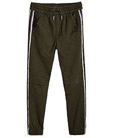 Ring of Fire Big Boys Side-Stripe Slim-Fit Joggers, Created for Macy's