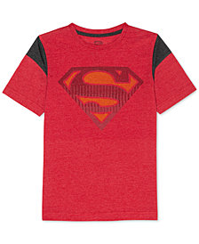 DC Comics Big Boys Superman Graphic-Print T-Shirt
