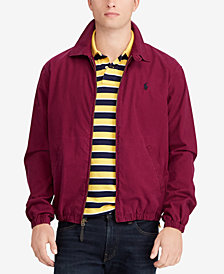 Polo Ralph Lauren Men's Bayport Cotton Windbreaker