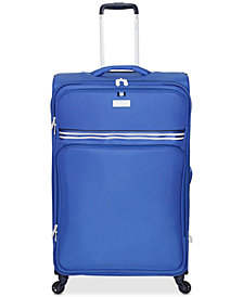 """Jessica Simpson Originals 25"""" Softside Expandable Spinner Suitcase"""