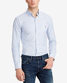 Polo Ralph Lauren Men's Slim Fit Oxford Shirt
