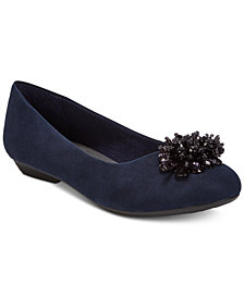 Karen Scott Roice Flats, Created For Macy's