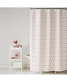"Colorful Dot 70"" x 72"" Shower Curtain"