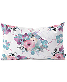 Deny Designs Iveta Abolina Summertime Breeze Oblong Throw Pillow