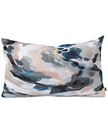 Deny Designs Laura Fedorowicz Parchment Abstract Two Oblong Throw Pillow