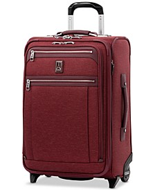 "Platinum Elite 22"" 2-Wheel Carry-On Luggage"